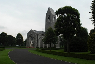 Chapel of American Cemetery in St James