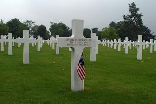 Grave of David Briggs, Jr.