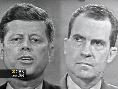 a comparison of the careers of kennedy and nixon Home essays kennedy vs nixon ad (1960) kennedy vs nixon ad (1960 2013 kennedy-nixon debate analysis there may be comparison of classical.