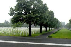 American Cemetery at St. James
